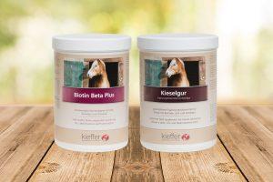 Biotinpräparate mit Zink, Kieselgur und Schwefel sind eine ideale Nahrungsergänzung während des Fellwechsels