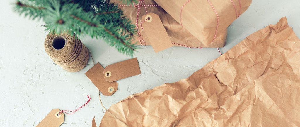 Verpacke nachhaltig – unserer Umwelt zuliebe!